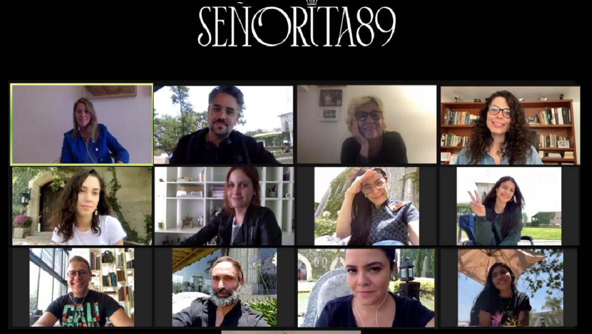 """Claquetazo de """"Señorita 89"""""""