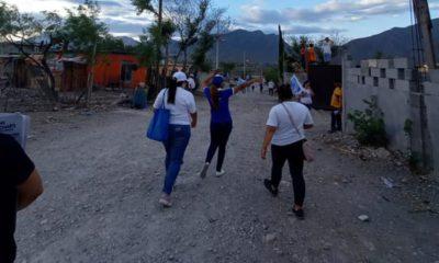 Suspende candidata de PAN acto por balacera. Foto: Twitter