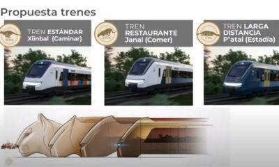 Equipos del Tren Maya se fabricarán en Ciudad Sahagún