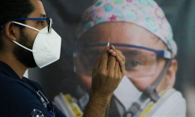 Vacuna contra covid. Foto: Cuartoscuro