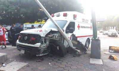 Grave accidente deja dos heridos. Foto: Israel Lorenzana