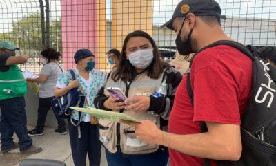 Inicia vacunación contra Covid-19 en personas de 50 a 59 años en Iztacalco