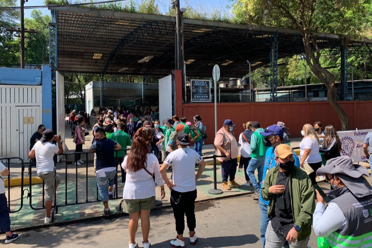 Inicia vacunación en alcaldía Miguel Hidalgo a personas de 50 a 59 años