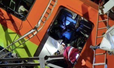 Urge investigar colapso en la Línea 12 del Metro: Sánchez Cordero