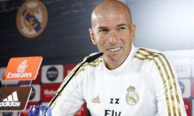 Zidane podría dejar al Real Madrid. Foto: Twitter