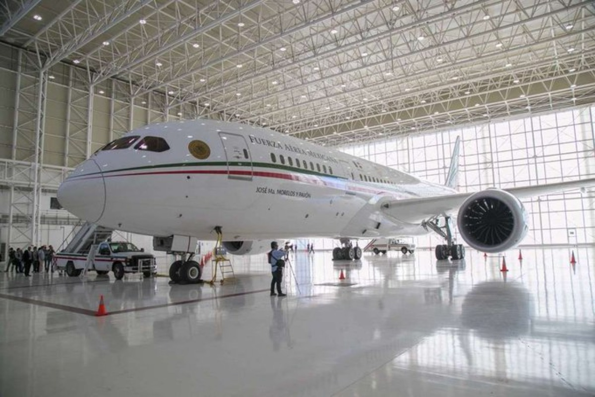 Lanza ONU licitación para venta del avión presidencial