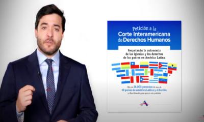 adf internacional envío firmas a la Corte IDH