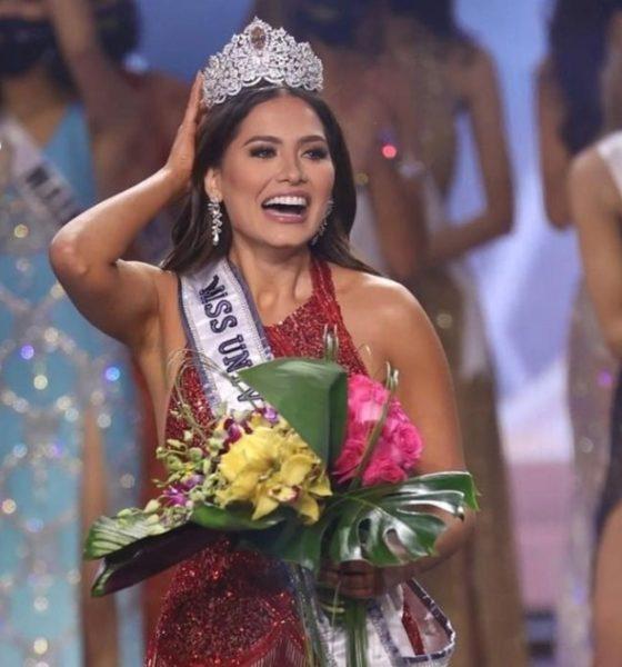 Andrea Meza es Miss Universo
