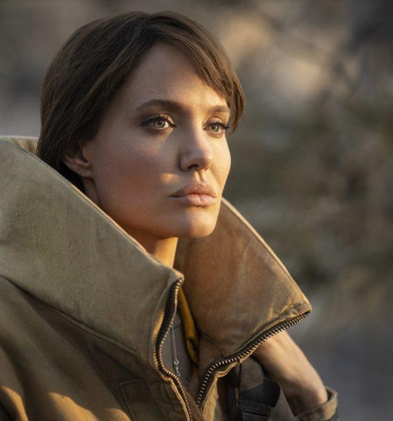 Angelina Jolie en Aquellos que desean mi muerte