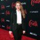 Emma Stone en la premier de Cruella