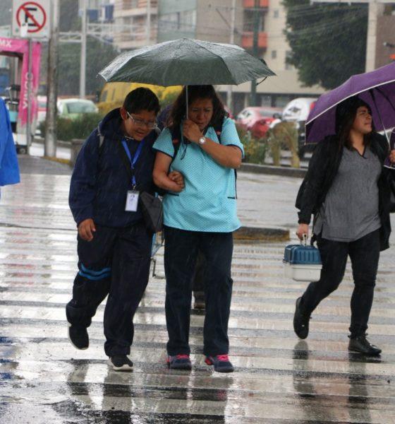 Activan alerta amarilla por lluvias en alcaldías de la CDMX