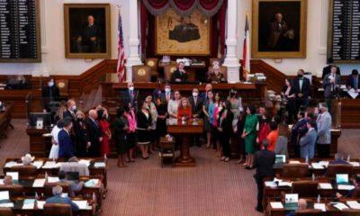 Texas permite las demandas por aborto