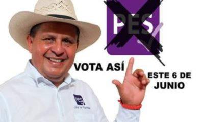 En pleno acto de campaña golpean a candidato del PES en Veracruz