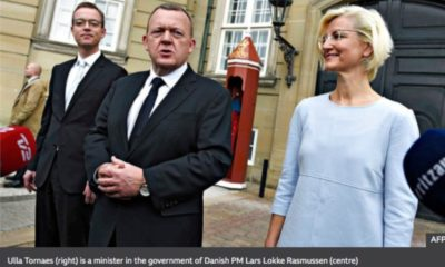 Ministro de Dinamarca