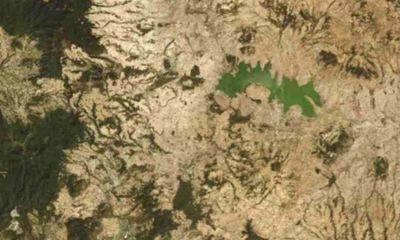 Alerta la NASA sobre grave sequía y bajo nivel de presas en México