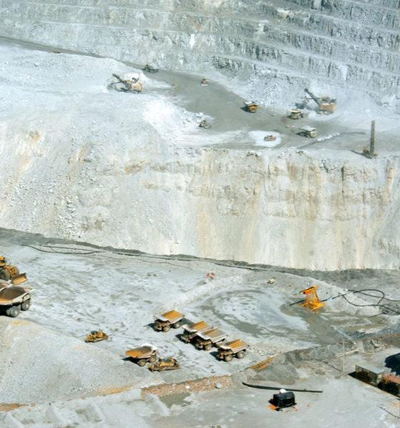 Importante para la economía, minería impacta al medio ambiente