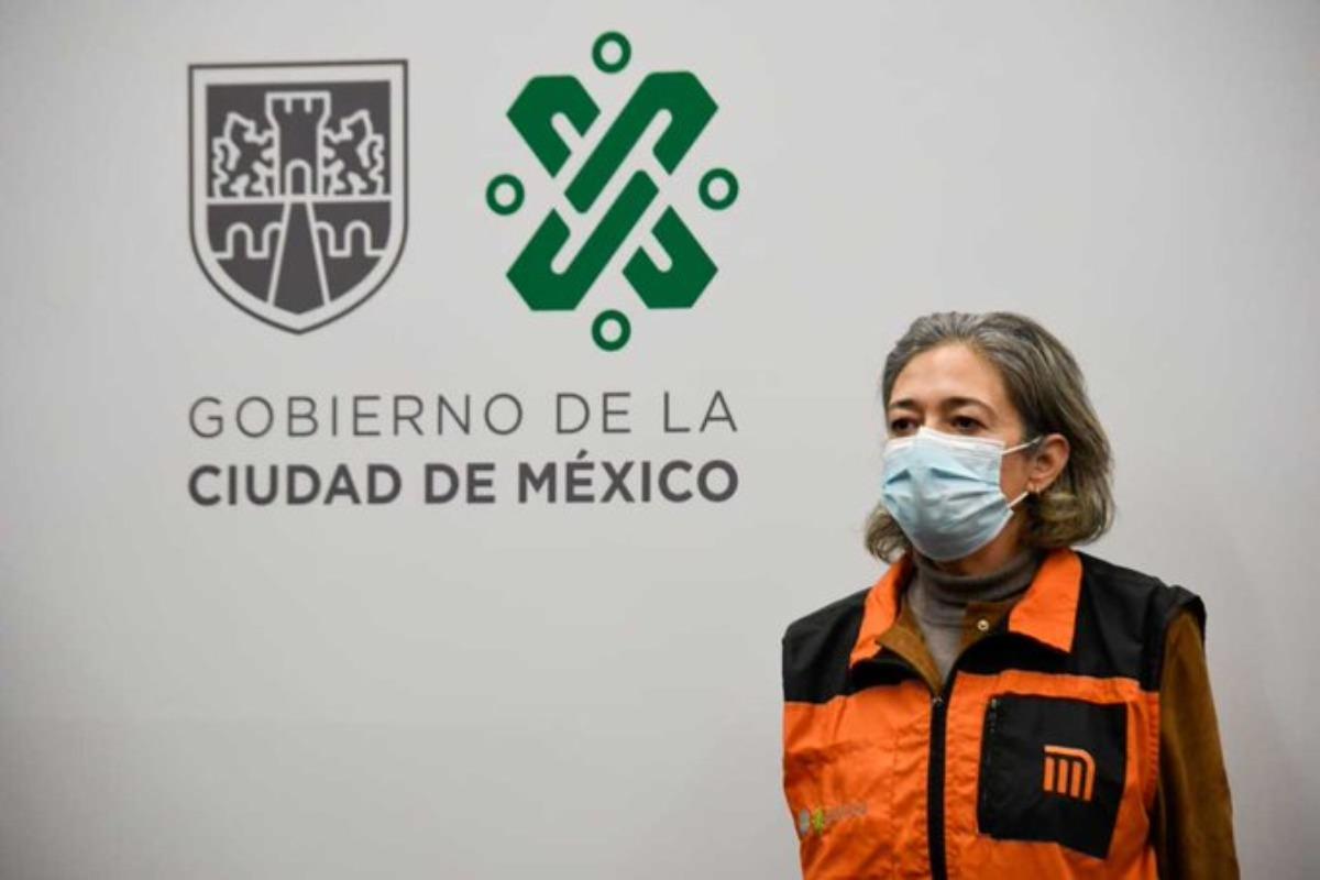 Reitera Sheinbaum que Florencia Serranía sigue como directora del Metro
