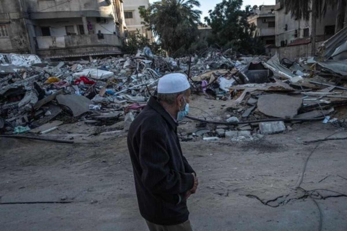 Israel aprueba una tregua en la Franja de Gaza
