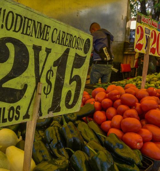 Inflación anual sube 6.08 por ciento: INEGI