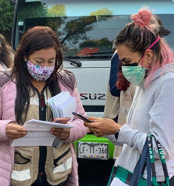 Inicia vacunación a maestros en la Ciudad de México