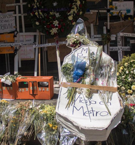 AMLO pide perdón a víctimas de Línea 12 del Metro