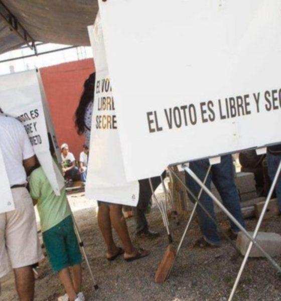 Reporta INE copiosa participación ciudadana; no se instalaron nueve casillas