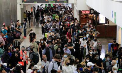 """Aeropuertos se reportan listos para la temporada """"Verano 2021"""""""