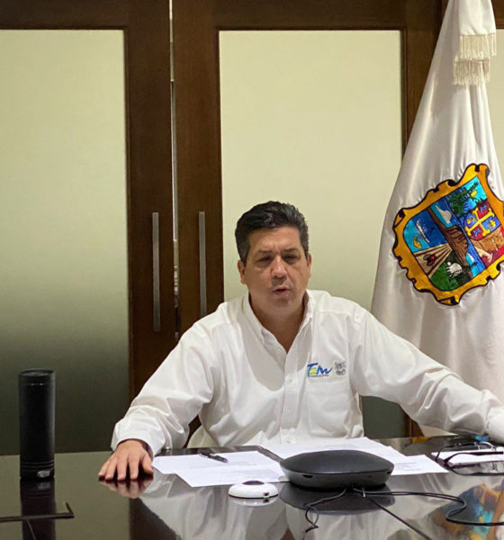 Alonso Aguilar deja defensa legal del gobernador de Tamaulipas