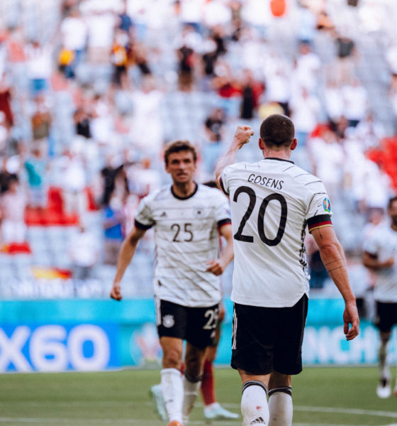 Alemania golea a Portugal. Foto: Twitter