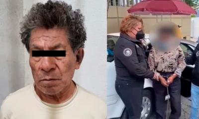 Andres N asesino de Atizapán. foto Twitter
