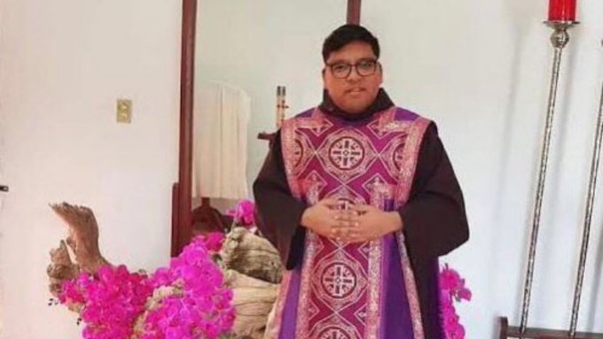 Asesinan al sacerdote Juan Antonio Orozco. Foto: Twitter