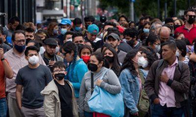 Aumentan casos de Covid-19 en México. Foto: Cuartoscurp