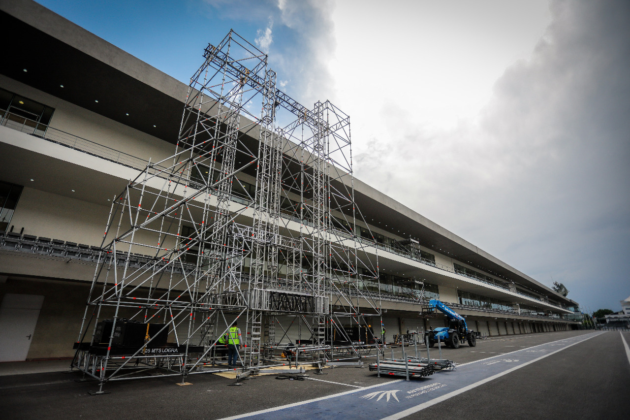 Autódromo Hermanos Rodríguez. Foto: Especial