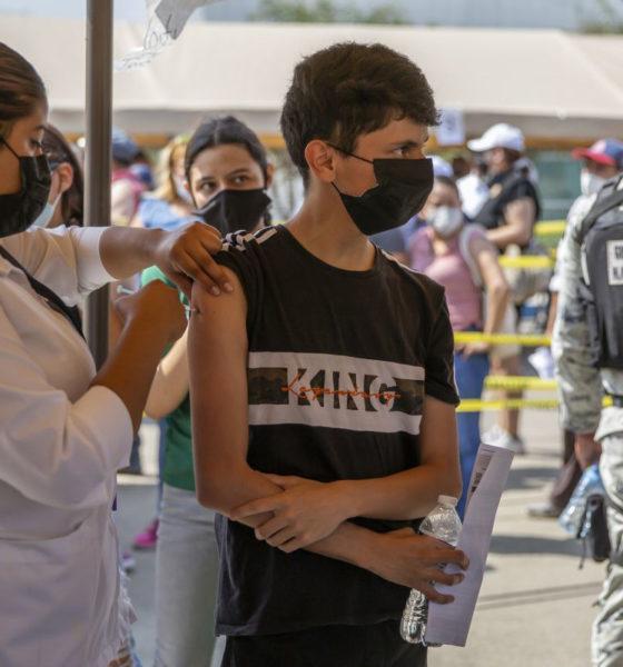 Baja California, primer estado en vacunar contra el Covid a todos los adultos