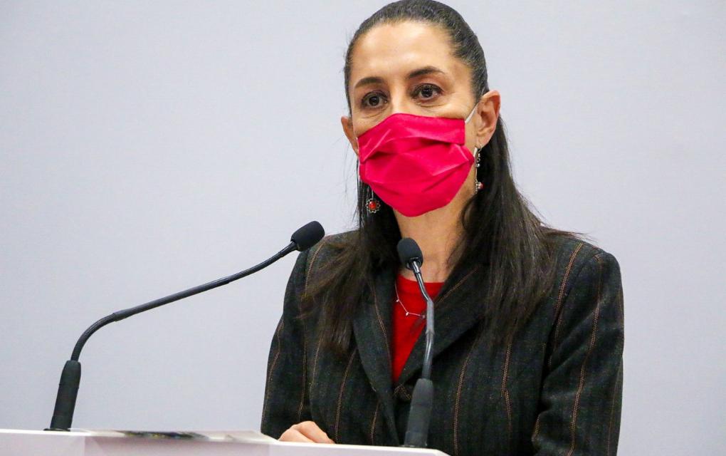 Claudia Sheinbaum descarta tercera ola de Covid. Foto: Cuartoscuro
