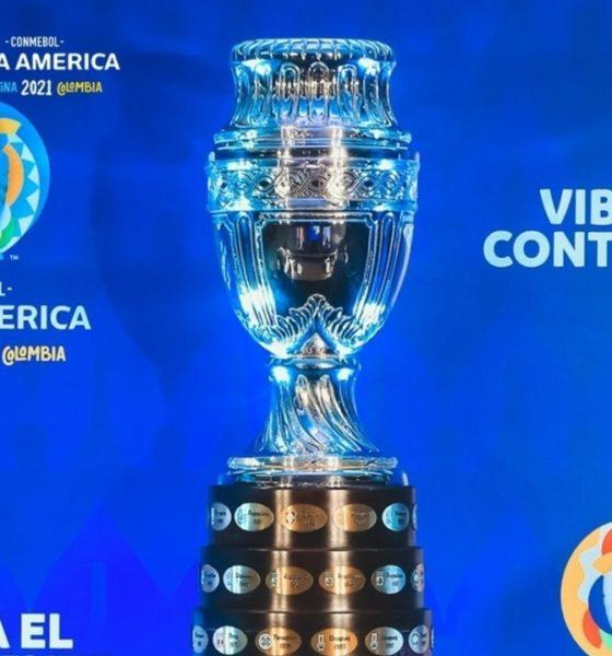 Copa América se disputará en Brasil. Foto: Twitter