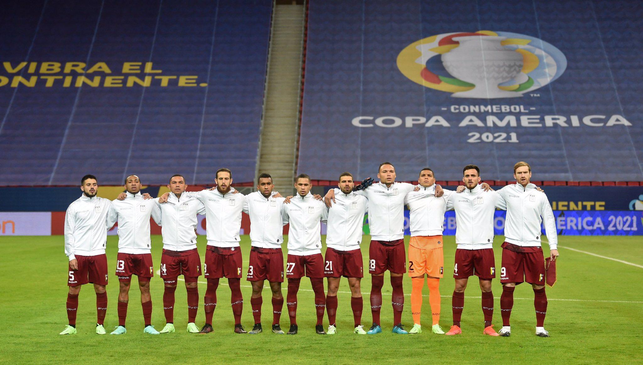 Covid golpea a selecciones en Copa América. Foto: Twitter