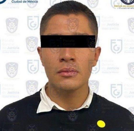 Dictan prisión preventiva contra Diego H. Foto: Twitter