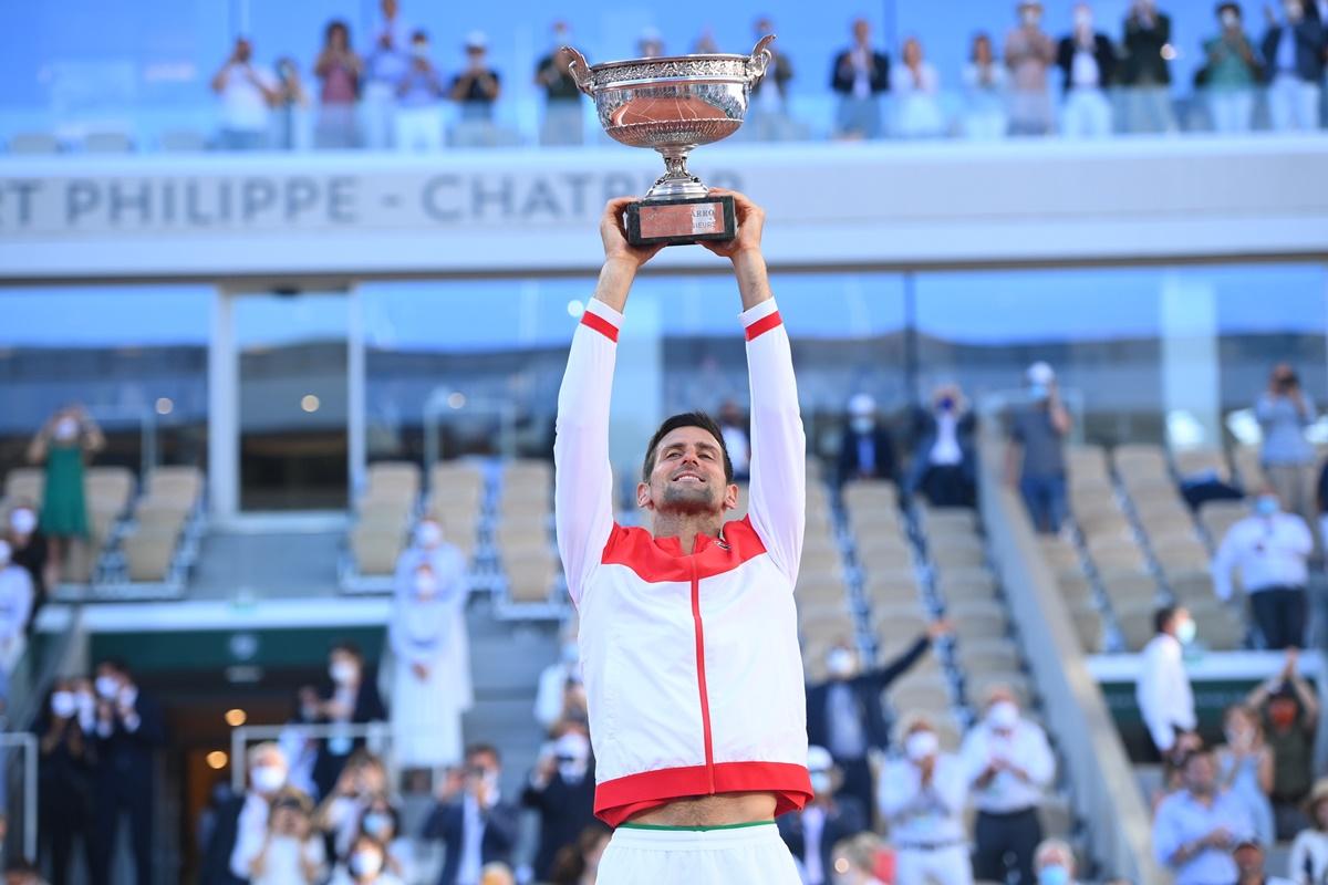 Novak Djokovic, monarca de Roland Garros. Noticias en tiempo real