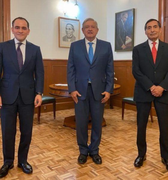 AMLO propone a Arturo Herrera en Banxico; Rogelio Ramírez en Hacienda
