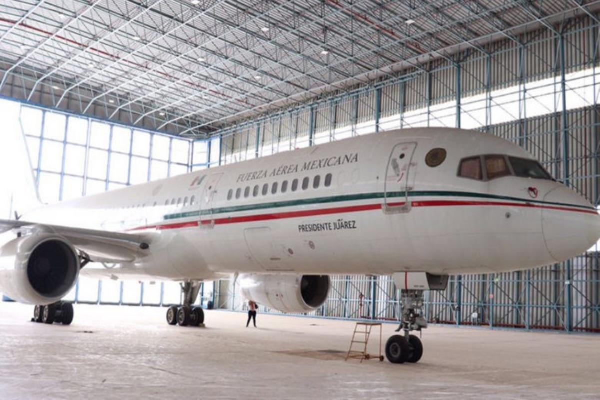 Venden avión presidencial que usó Felipe Calderón en 65 mdp