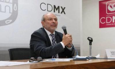 Guillermo Calderón Aguilera, nuevo director del STC Metro