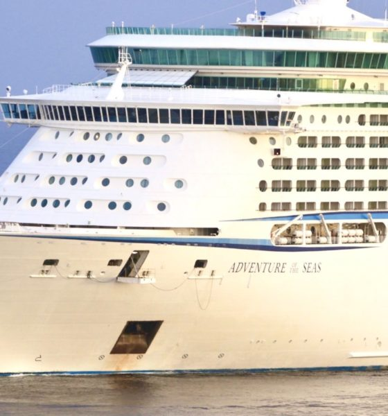 Cozumel recibe primer crucero, tras 14 meses de pandemia