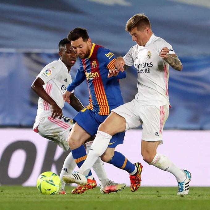 En pláticas para renovar a Messi. Foto: Barcelona