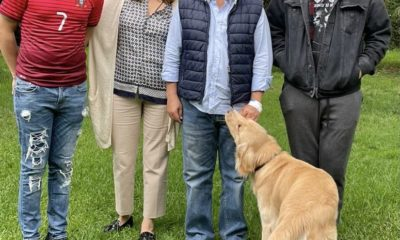 Felipe Calderón se recuperó de Covid. Foto: Twitter