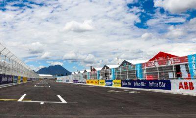 Fórmula E donará taquilla. Foto: Twitter