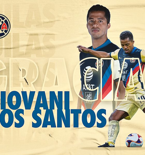 Giovani dos Santos queda fuera de América. Foto: Twitter