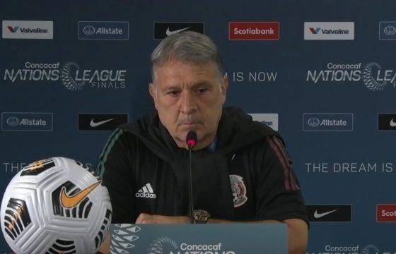 Tata Martino pide respeto. Foto: Concacaf