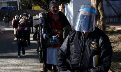 Vacunación en Xochimilco y Cuauhtémoc. Foto: Cuartoscuro