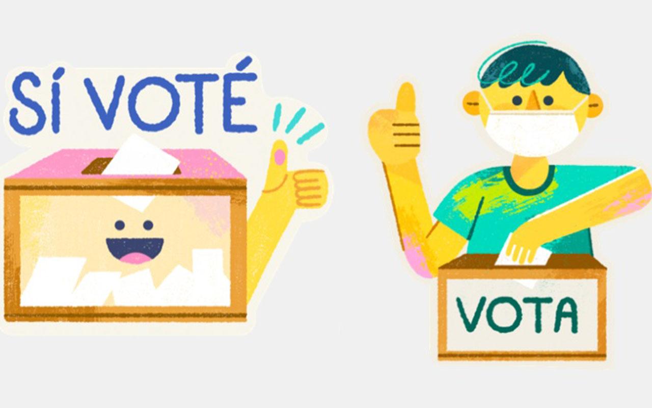Instagram lanza Stickers Electorales en México